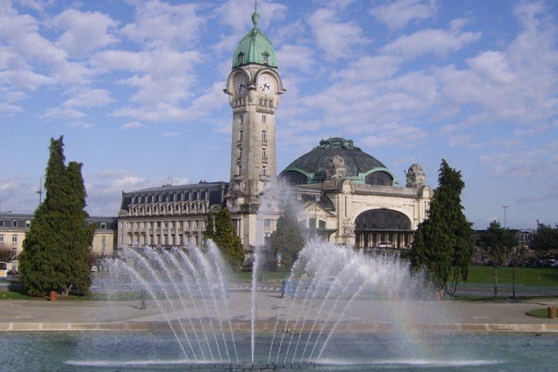Gare des Bénédictins à Limoges